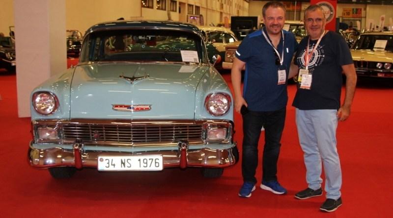 2. Uluslararası İstanbul Klasik Araç Festivali
