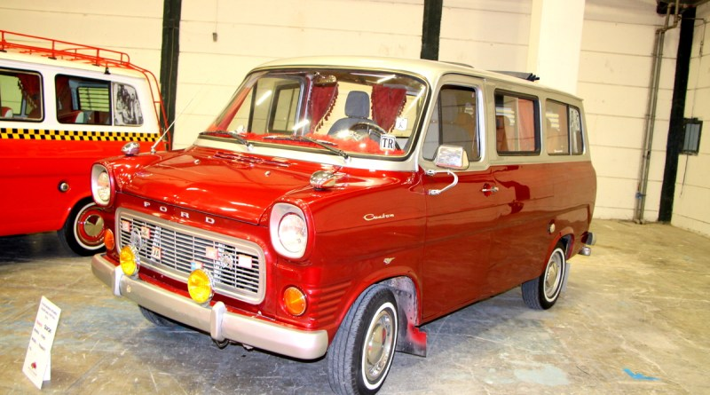 Satılık Mk1 Ford Transit Minibüs
