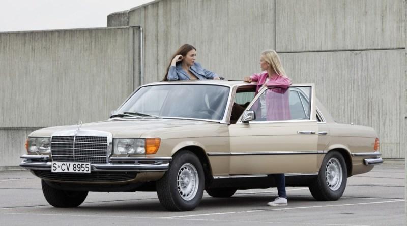 W116 Mercedes-Benz Boya Kodları ve Örnekleri