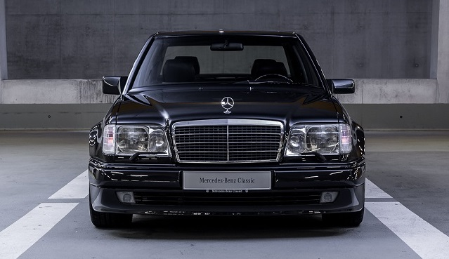 Mekanın Sahibi Geldi! W124 E60 AMG Mercedes-Benz Tarihçesi