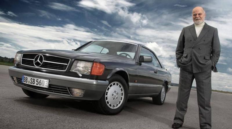 Mercedes-Benz'in Efsane Tasarımcısı Bruno Sacco Kimdir?