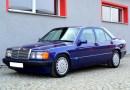 W201 Mercedes-Benz 190E 2.3 Avantgarde Azzurro