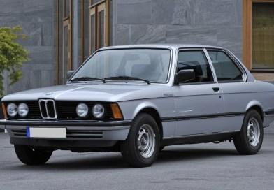 E21 BMW Tarihçesi
