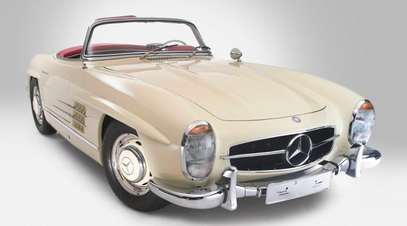 W198 II Mercedes-Benz 300SL Tarihçesi Roadster & Coupe