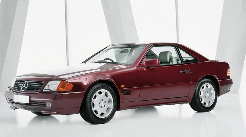 R129 Mercedes-Benz Tarihçesi