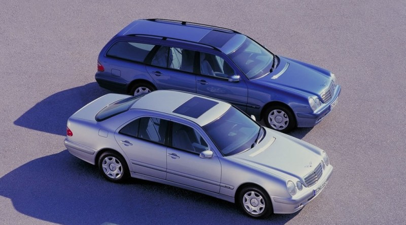 W210 Mercedes-Benz Boya Kodları ve Örnekleri