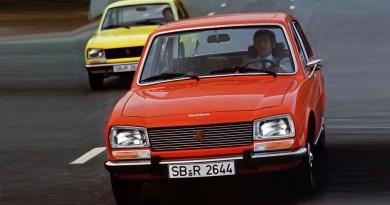 Peugeot 504 Tarihçesi