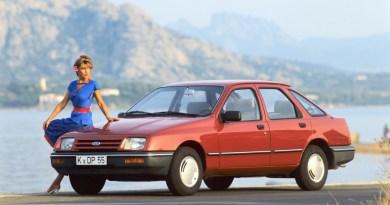 Ford Sierra Tarihçesi