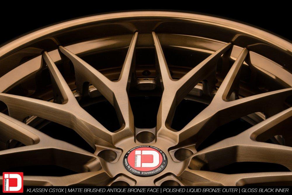 klassenid-wheels-cs10x-matte-brushed-antique-bronze-polished-liquid-bronze-lip-4