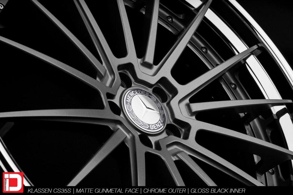 KlasseniD Wheels – CS35S Matte Anthracite