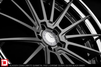 KlasseniD Wheels - CS35S Matte Anthracite