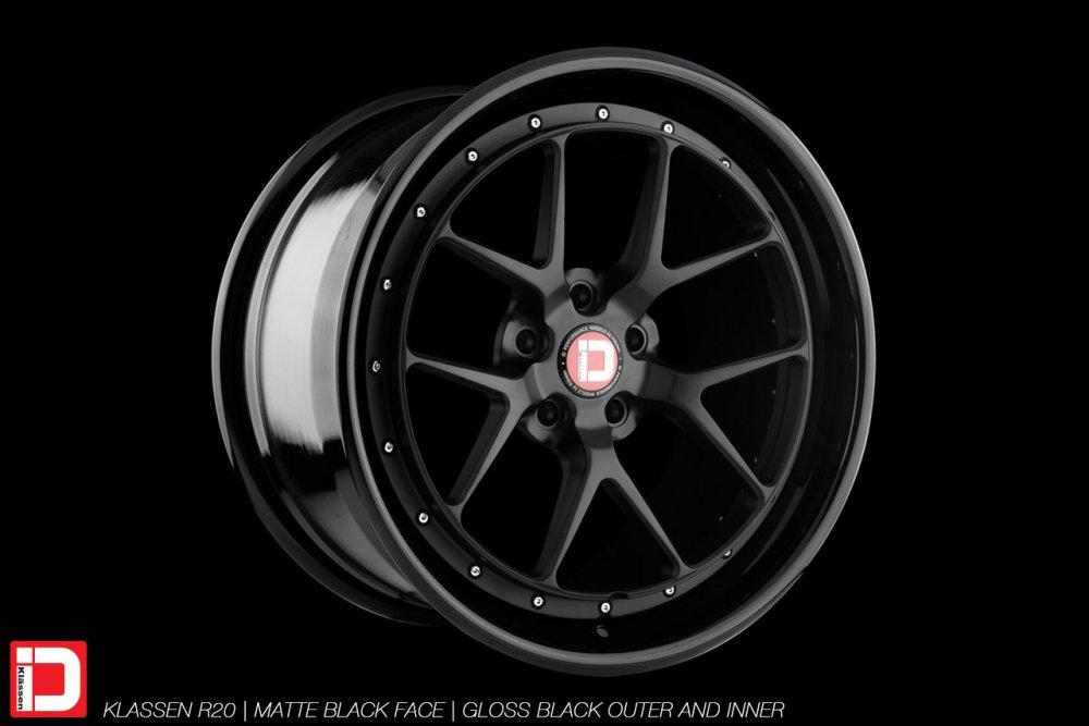 klassenid-wheels-r20-matte-black-face-gloss-black-lip-chrome-hardware-11