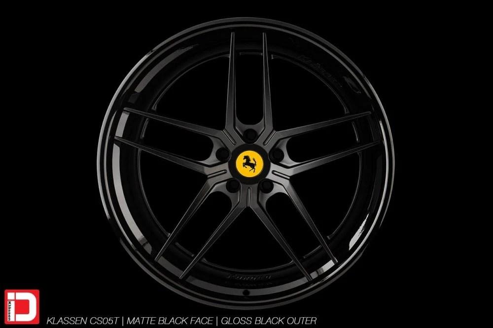 klassenid-wheels-klassen-cs05t-matte-black-face-gloss-lip-machined-for-oe-oem-ferrari-centercap-1-min