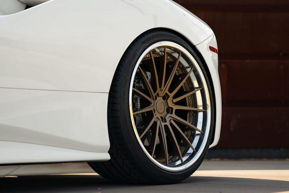 Ferrari 488 GTB | KlasseniD Wheels CS35S