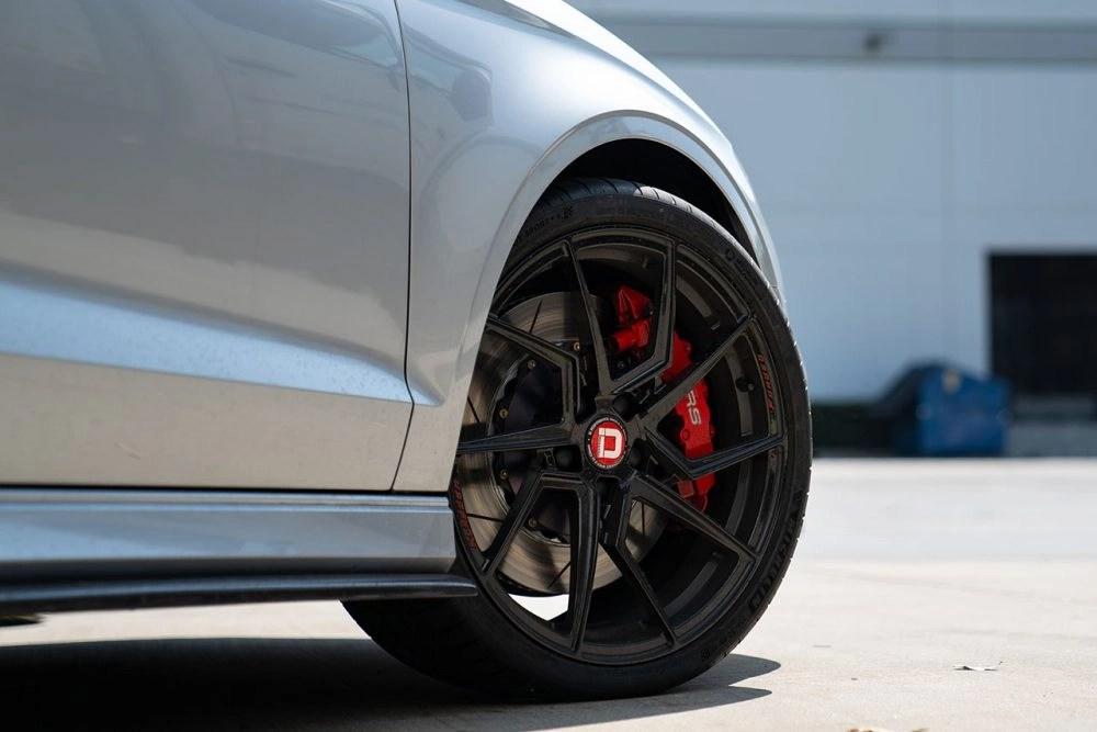 klassen klassenid wheels m56r custom forged monoblock one piece rims directional split five spoke 19inch 19in