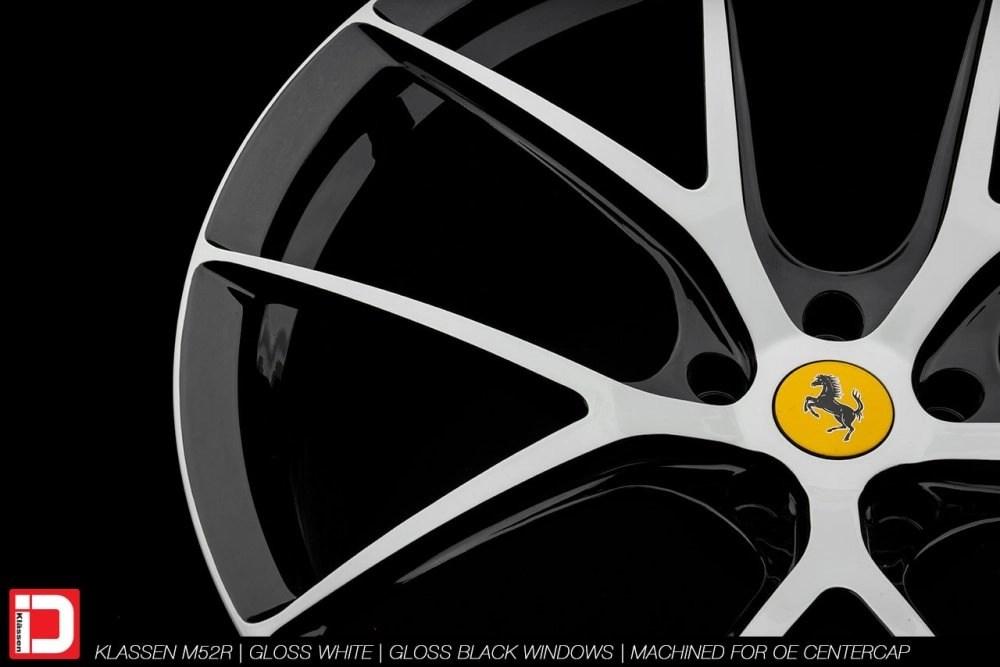 KlasseniD Wheels | M52R Gloss White