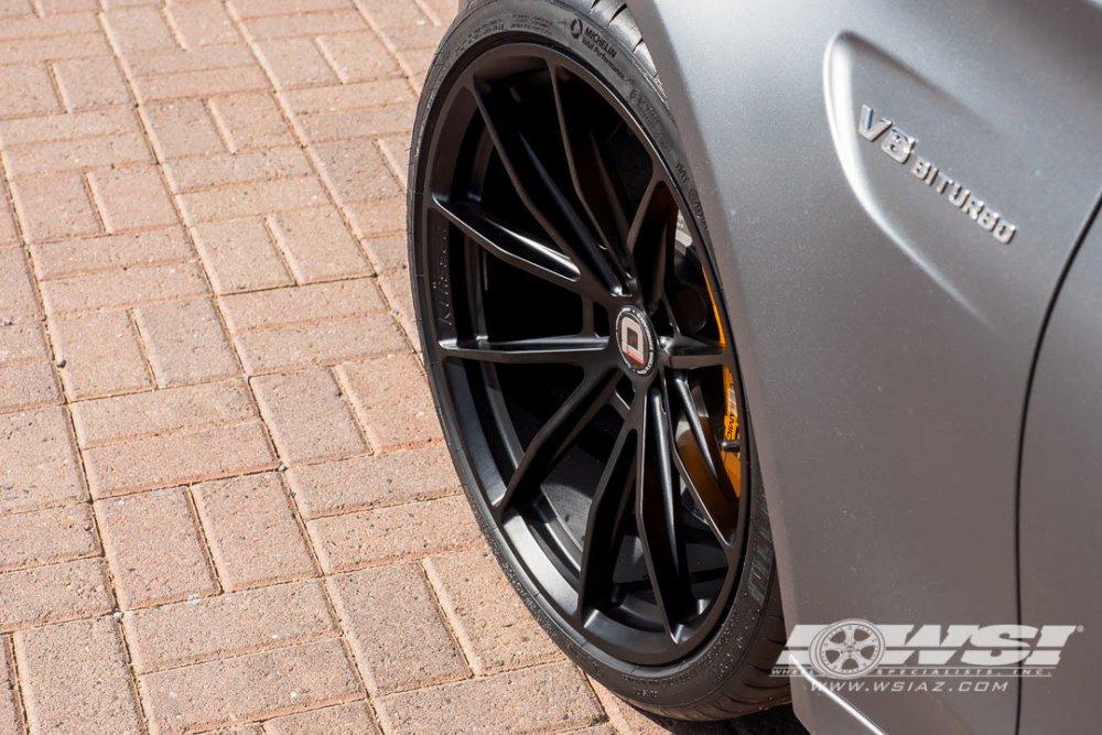 Mercedes-Benz C63 AMG | KlasseniD Wheels MS03