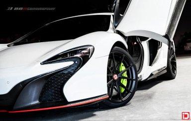 white mclaren 650s klassen klassenid wheels rims ms03 matte black supercar coupe 675lt 720s custom concave forged monoblock 20in 20inch