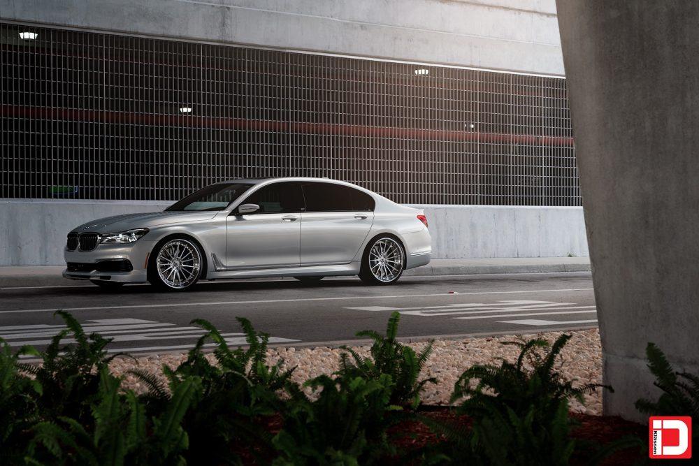 BMW ALPINA B7 – KlasseniD Wheels CS35S