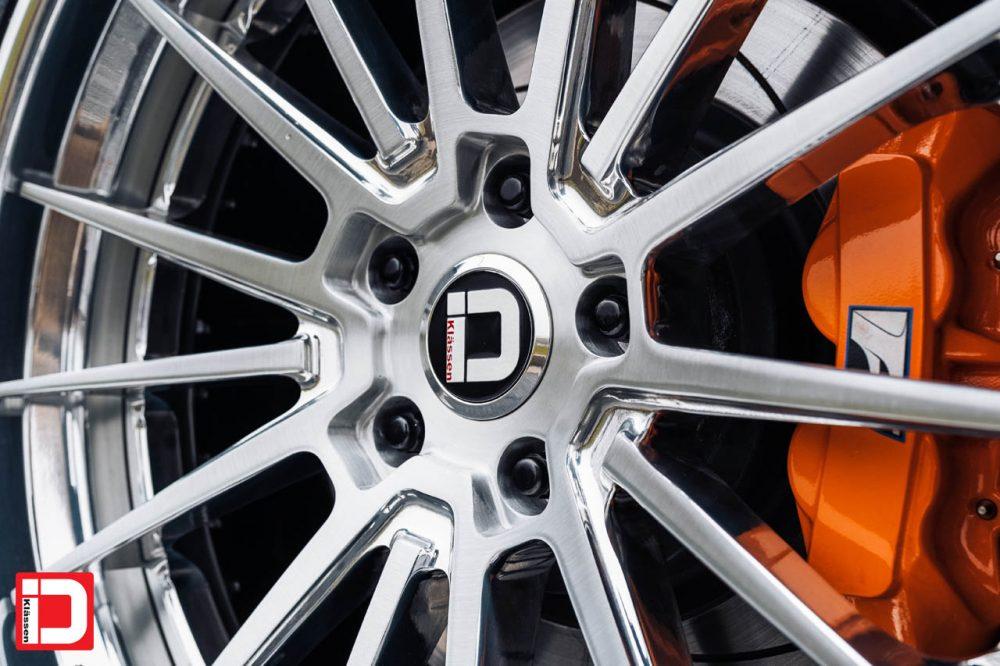 Lexus GSF – Klassenid Wheels CS35S – Brushed Polished