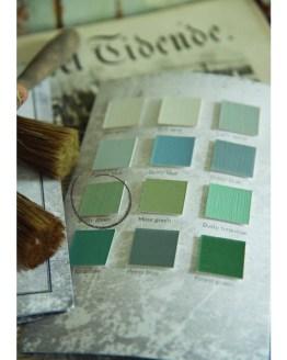 Kalkfärg: Dusty Green