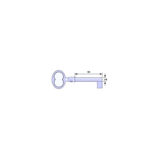 Nyckelämne 5226 För Kammarlås