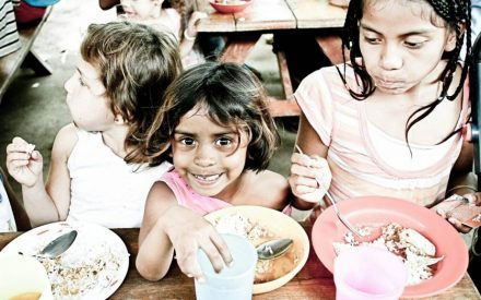 what does it take to end global hunger