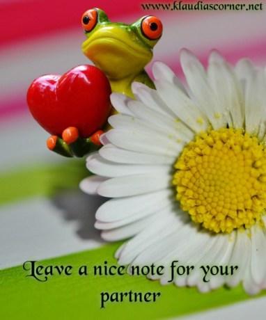 TGIF , Freddy Frog's random acts of kindness