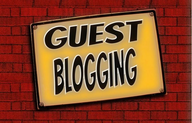 How To Guest Blog