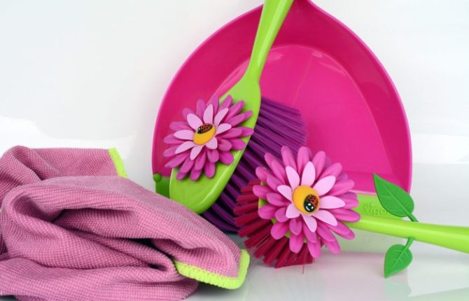 Clutter Cleaning Tips