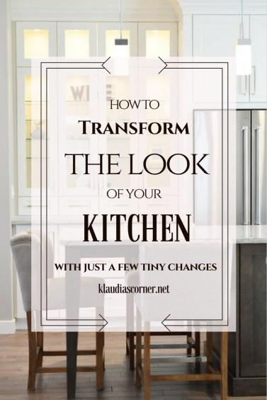 How To Organize Your Kitchen Overhaul - klaudiascorner.net
