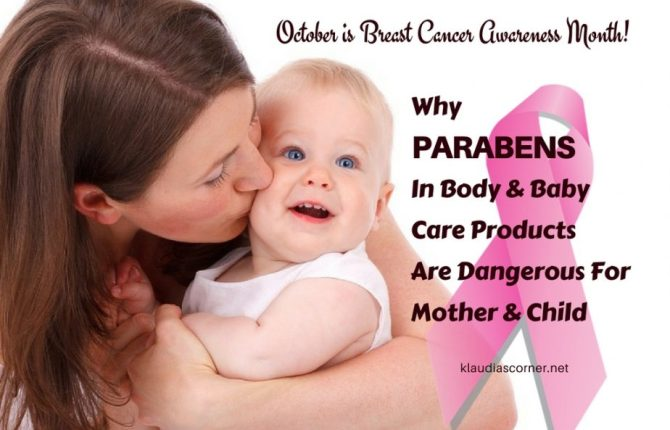 Paraben Dangers Revealed Why are Parabens Bad in Body & Baby Care Products? - klaudiascorner.net
