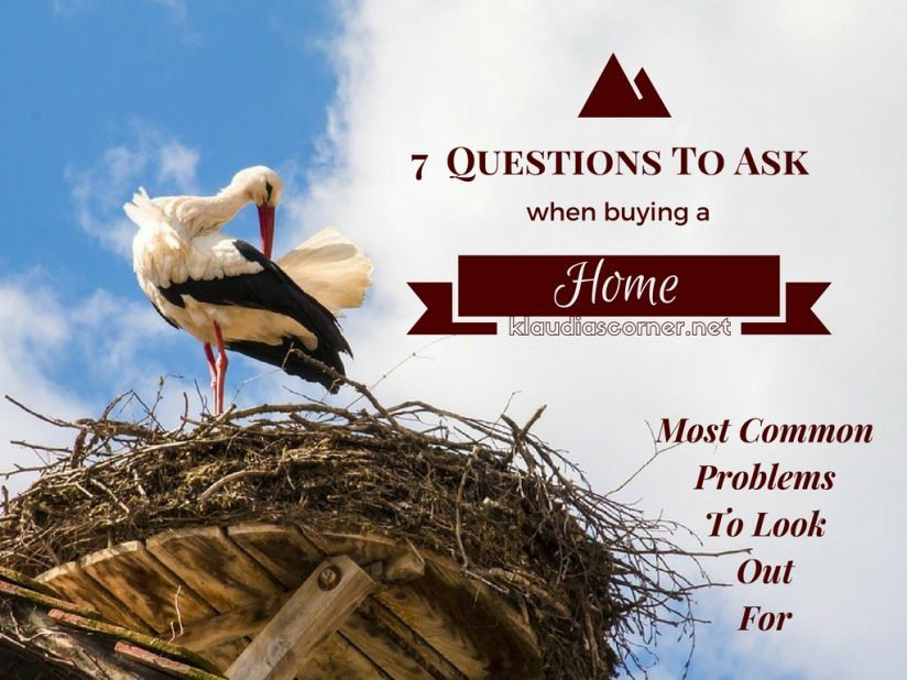 Questions To Ask When Buying A House The 7 Most Common