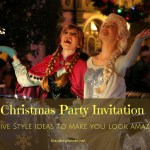 Christmas Party Invitation -Festive Style Ideas To Make You Look Amazing