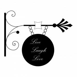 Live Laugh Love Decor