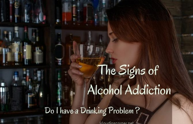 The Signs Of Alcohol Addiction