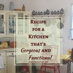 Remodeling Kitchen Ideas – Recipe For A Kitchen That's Gorgeous And Functional