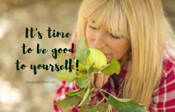 New Year New You Challenge - It's Time To Be Good To Yourself!