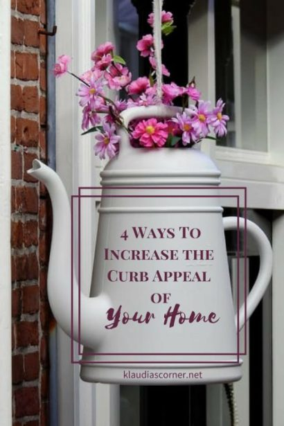 Curb Appeal Landscaping - 4 Quick Ways To Increase the Curb Appeal of Your Home