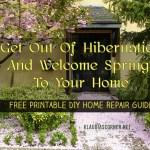 Home Fix Checklist – Free Printable DIY Home Repair Guide