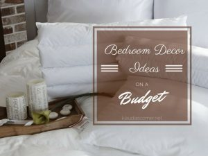 Bedroom Makeover Ideas On A Budget