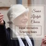 Senior Lifestyle Choices – 3 Great Alternatives To Nursing Homes