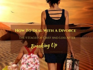 How To Deal With A Divorce