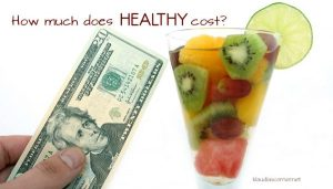 What Is Healthy Living & How Much Does HEALTHY Cost?