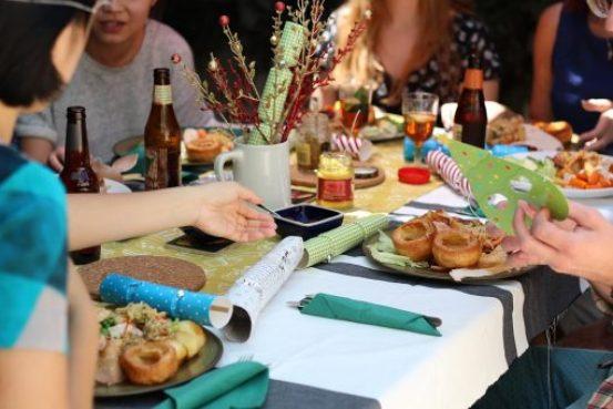 Backyard Party Ideas