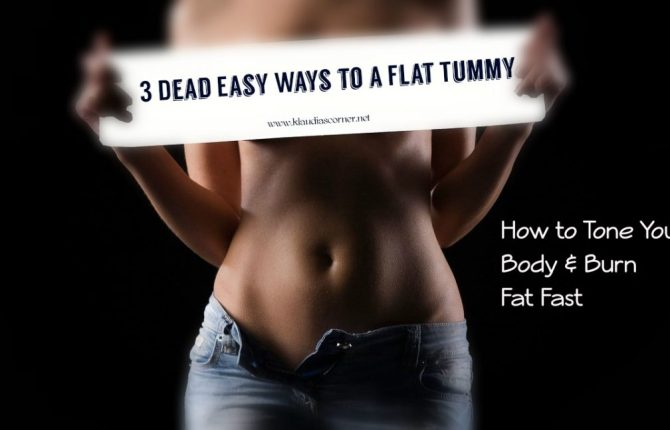 How To Tone Your Body & Burn Fat Fast