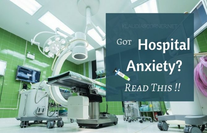 The Fear Of Doctors And Hospitals - Got Hospital Anxiety? Read This!