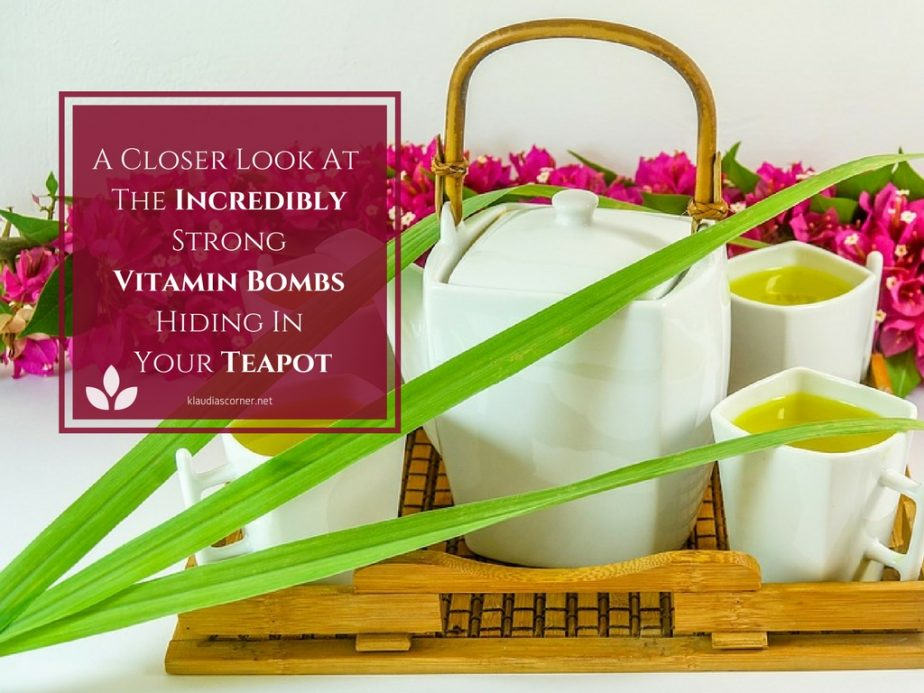 Green And Black Teas - All You Should Know About The Incredibly Strong Vitamin Bombs Hiding In Your Teapot