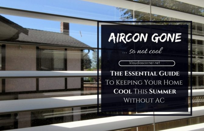 How To Keep Your House Cool Without AC