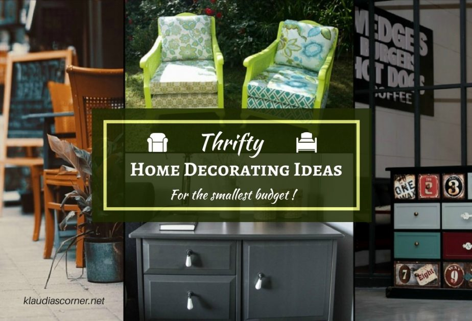 Cheap Home Decor Tips-Smart Home Decor On A Small Budget |